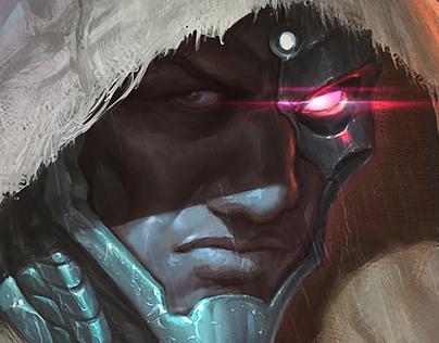 Cyborg / Justice League