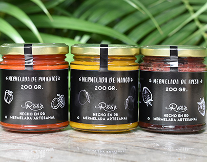 Baked by Rose | Packaging design