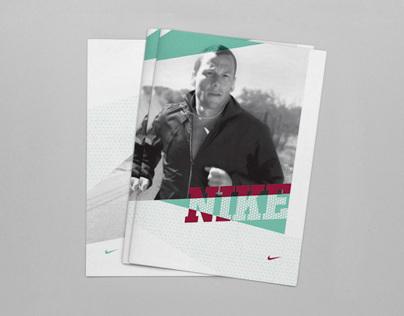 NIKE Newspaper – Promotional