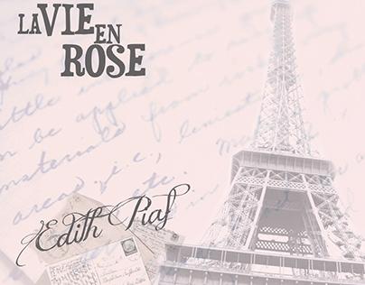 Edith Piaf/La vie en Rose