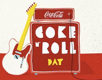 Coke n Roll/ Coca Cola