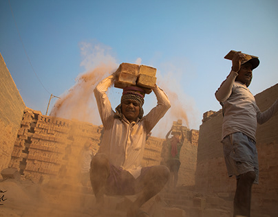 Brick Field Workers