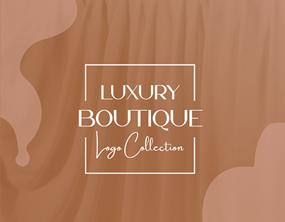 Luxury boutique logo Collection