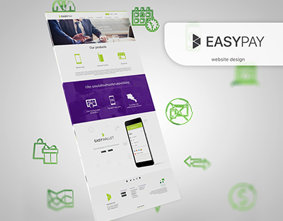 EasyPay Website