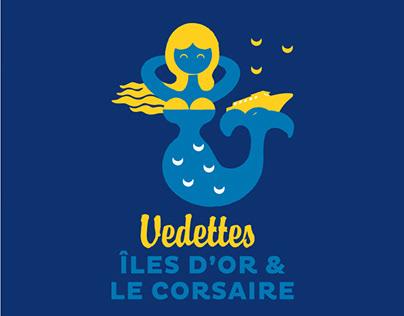 Vedettes Îles d'Or & Le Corsaire