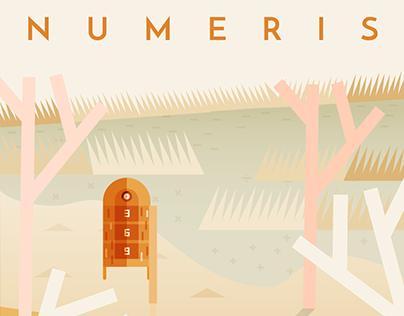 Numeris game for iOS