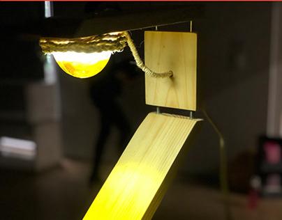 Apsu: Spherelampen • Product design