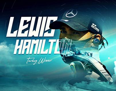 Lewis Hamilton Design