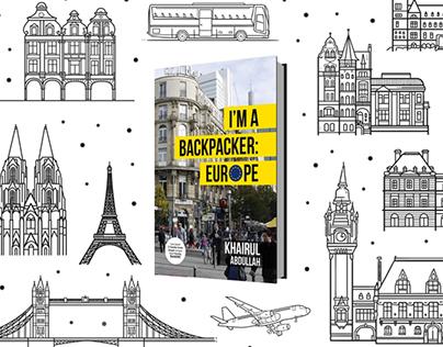 Illustration : I'm a Backpacker - Europe, 2016