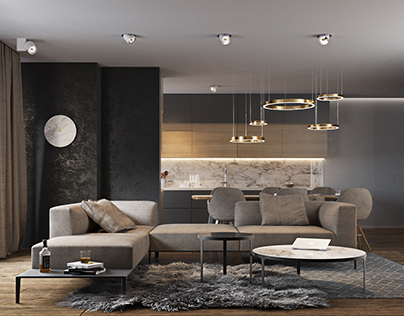 Warsaw Apartment