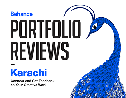 Behance Portfolio Reviews Karachi 2016