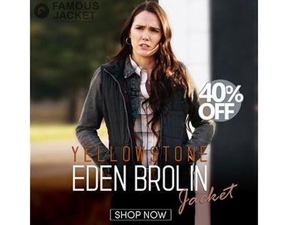 Eden Brolin Jacket in Yellowstone S03