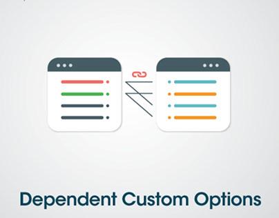 Magento 2 extension - Dependent Custom Options