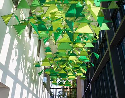 Winter Garden @ Christie's Proton Beam Therapy Centre
