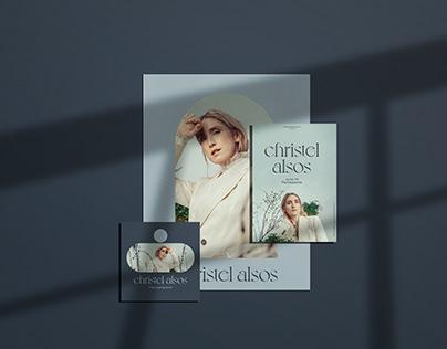 Visual Identity/Art for Christel Alsos