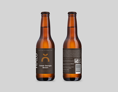 Hõlu craft beer visual identity and package design