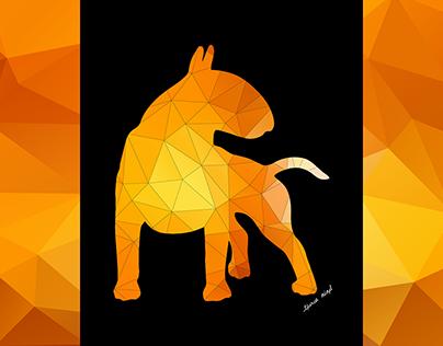 Bull Terrier Wallpaper 4