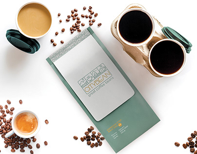 CityBean | Branding and Packaging