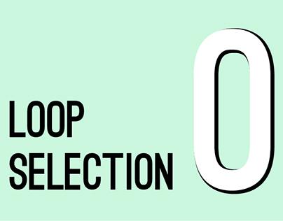 --loop selection 0
