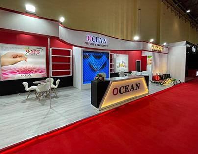 OCEAN Booth Design