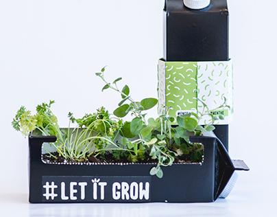 Let It Grow / Le germoir urbain