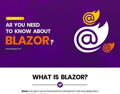 Infographic - Microsoft Blazor