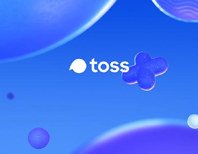 Toss Card Motiongraphics