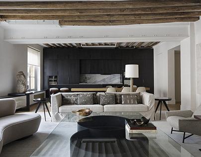 TP Apartment by Studio Arthur Casas