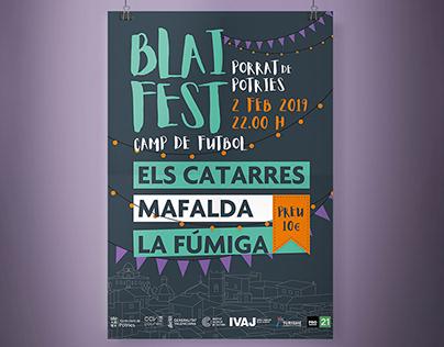 Festival de música 'Blai Fest'