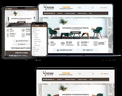 4room - Furniture Online Store