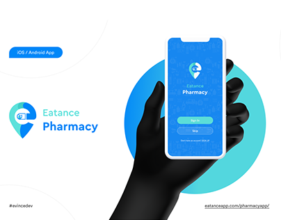 Eatance Pharmacy - On Demand Medicine Delivery App