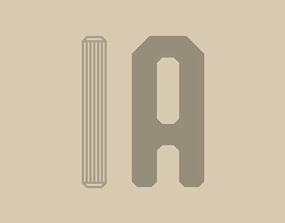 Spinoso Sans Bold typeface