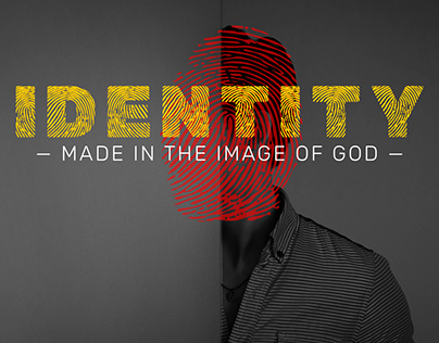 Identity Sermon Series Artwork