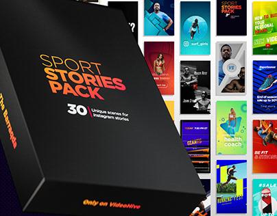 Sport Stories Pack