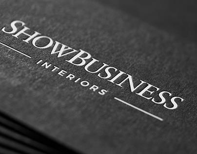 Show Business Interiors : Brand Identity