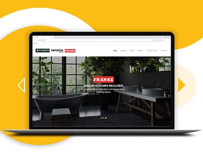 FABER-FRANKE-ARANCIA WEBSITE