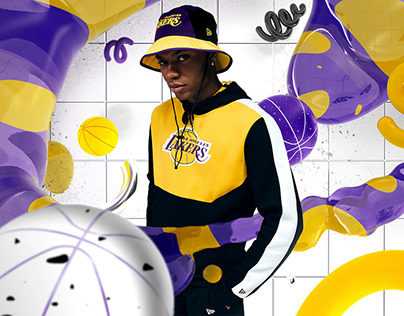 L.A. Lakers for New Era