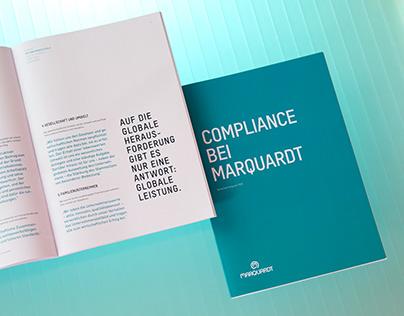 Editorialdesign Marquardt