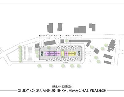 Urban Design | Sujanpur Tihra |