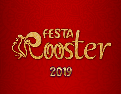 Evento - Festa Rooster (2019)