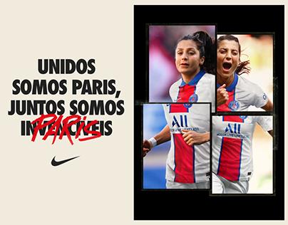 Nike - PSG
