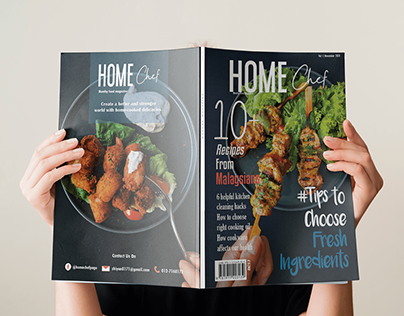 Loke Zhi Yan - Home Chef Magazine