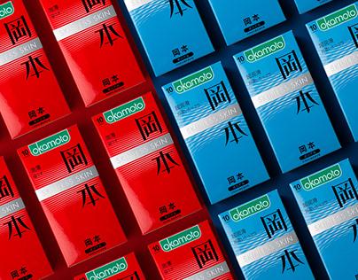 OKOMATO丨 Package Design