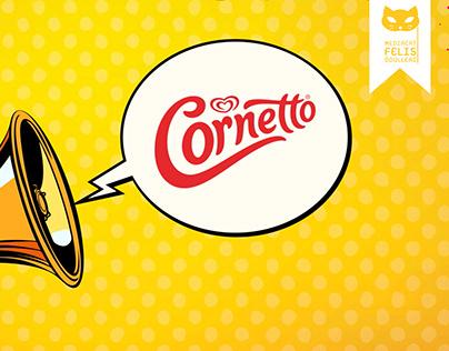 Cornetto 14 Şubat Çılgın Aşıklar Case Video