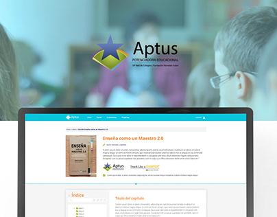 APTUS - UX-UI Intranet