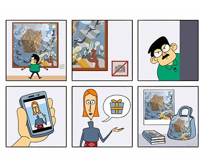 Un mundo (Animated comic)