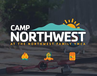 YMCA Camp Northwest Logo