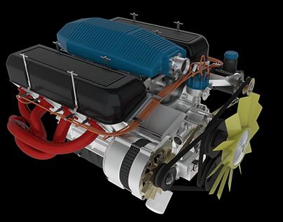 V8 Engine : WIP