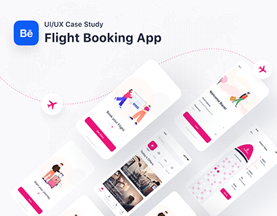 Flight Booking App Case Study