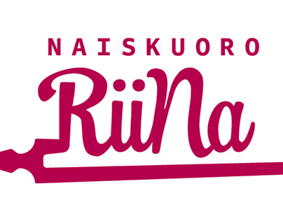 LOGO DESIGN: Naiskuoro RiiNa